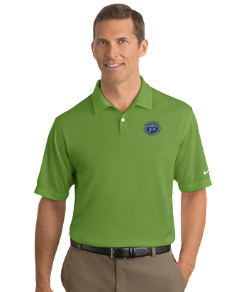 Perry Country Club Nike Golf - Dri-FIT Pebble Texture Polo