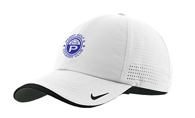 Perry Country Club Nike Golf - Dri-FIT Swoosh Perforated Cap