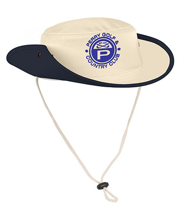 Perry Country Club Port Authority - Outback Hat