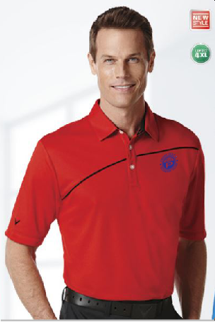 Perry Country Club Callaway Piped Performance Polo