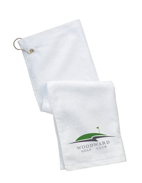 Woodward - Port Authority Grommeted Golf Towel