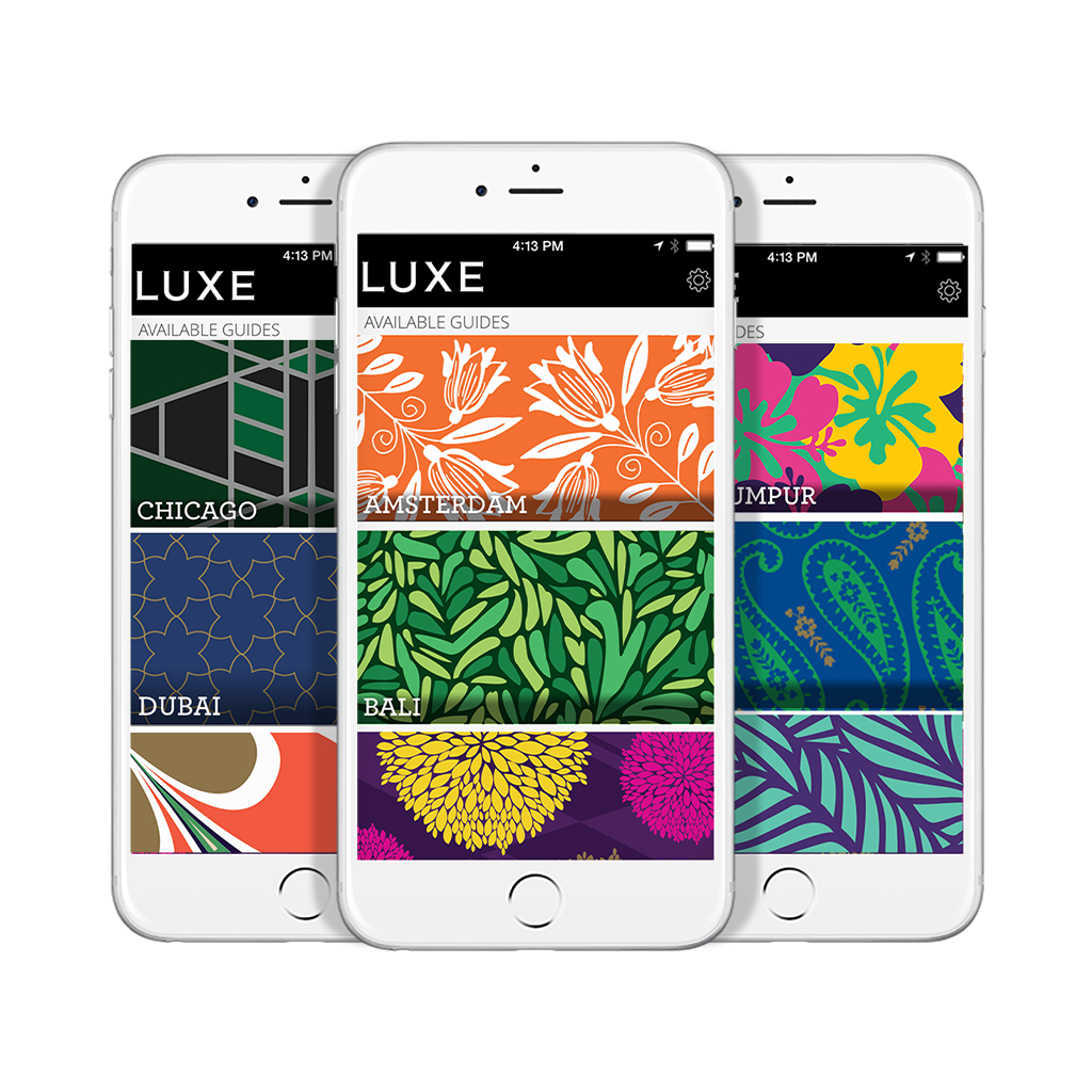 LUXE Complete Collection - 30 Digital Guides - LUXE City Guides