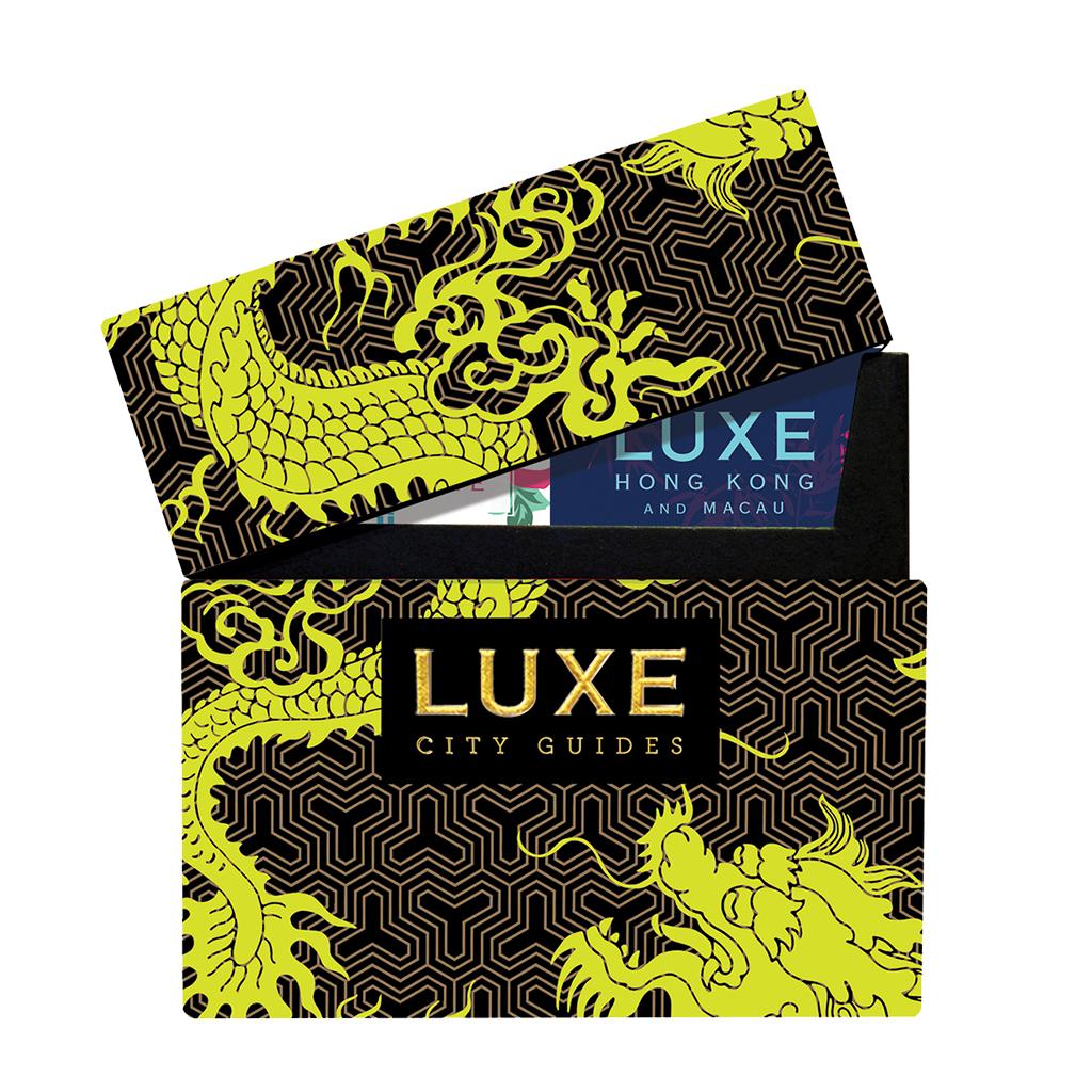 LUXE Asian Grand Tour Box 10th Edition