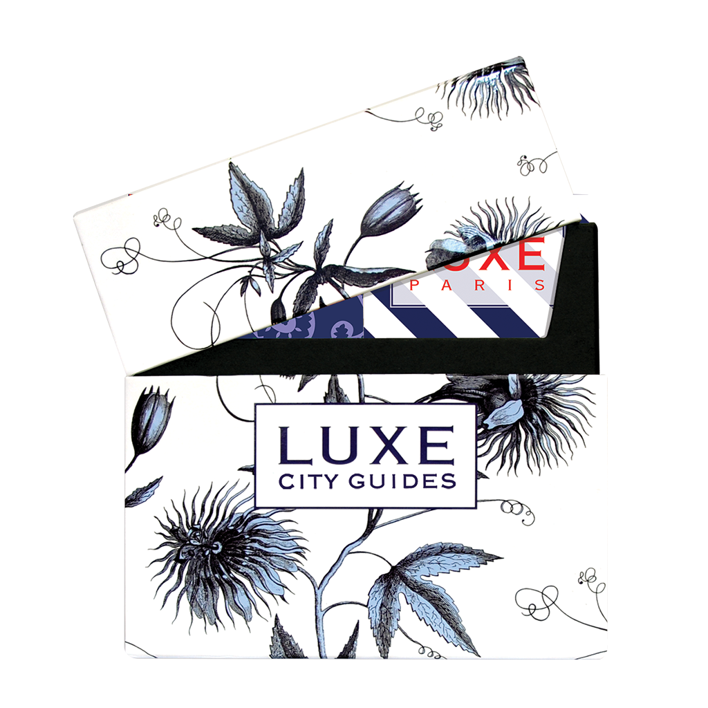 LUXE European Grand Tour Box 5th Edition - LUXE City Guides