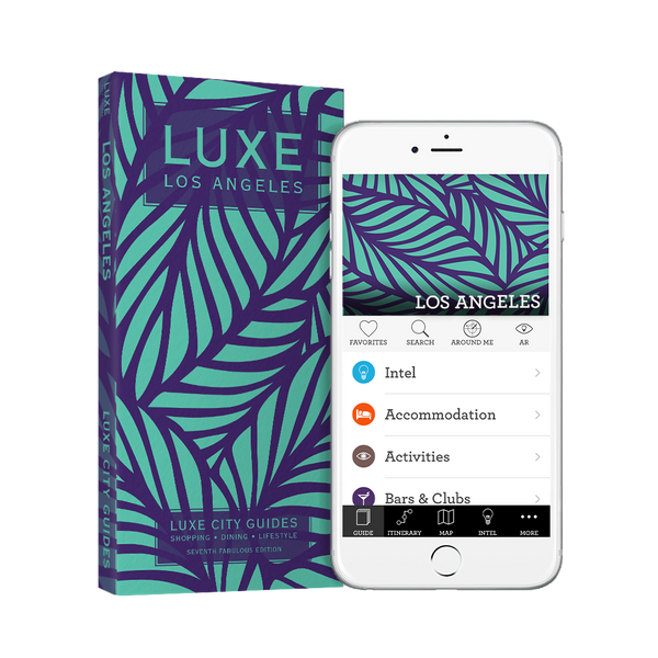 LUXE Los Angeles 7th Edition + Free Digital Guide