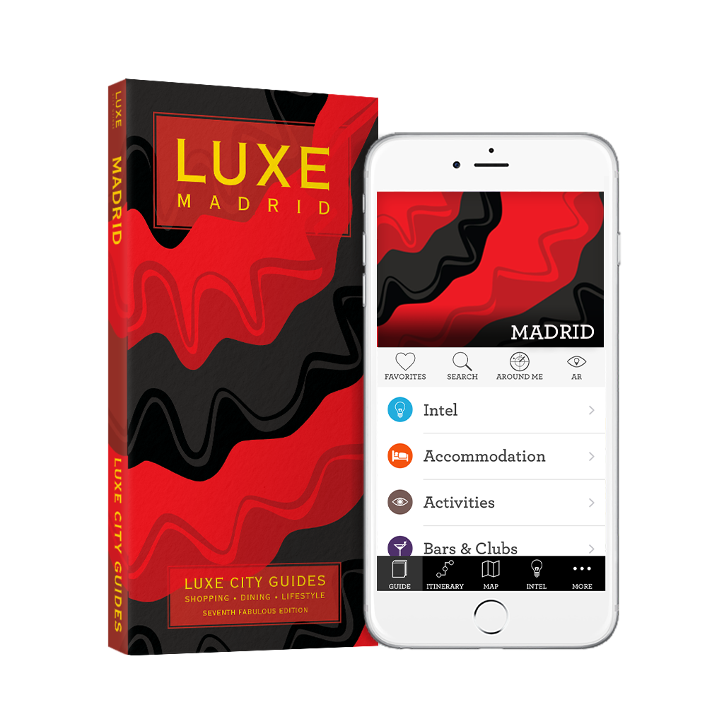 LUXE Madrid 7th Edition + Free Digital Guide