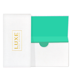LUXE Bespoke White Travel Set of 3