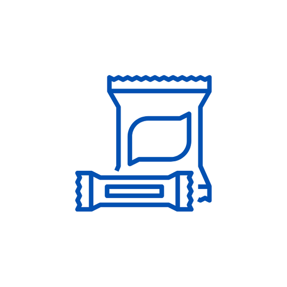 Pasillo de snacks