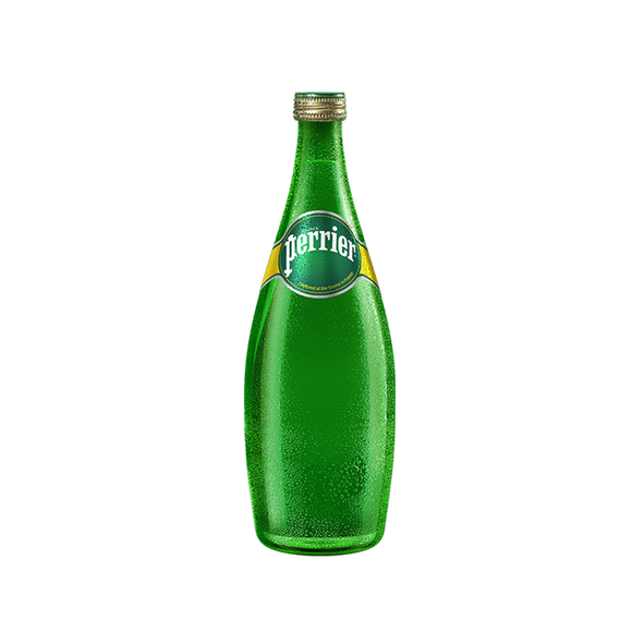 Perrier Natural Sparkling Water 750ml (12 Unidades)