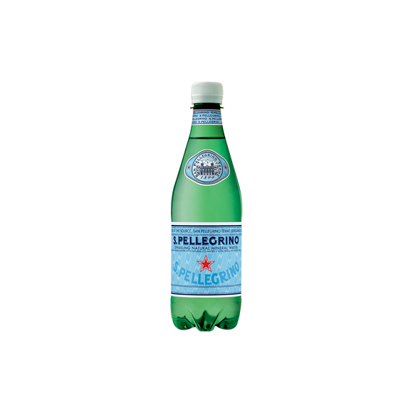 S. Pellegrino Natural Sparkling Water 500ml (24Unidades)