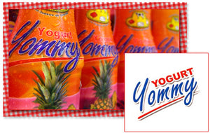 Yommy Kids 125gr (12pack)
