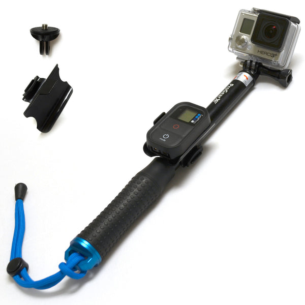 Extendable Pole for GoPro (Pro Edition)