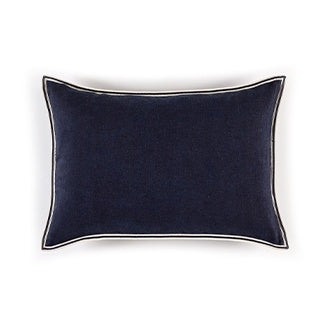 Philia Cushion - Blue Encre