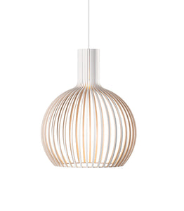 Octo Small Pendant lamp - White