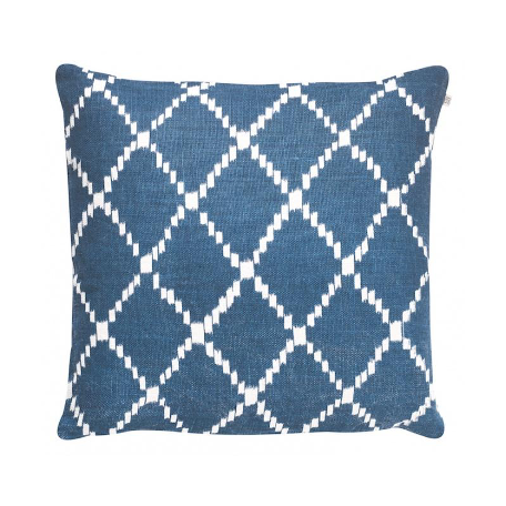 Linen Ikat Kerela - Blue Base