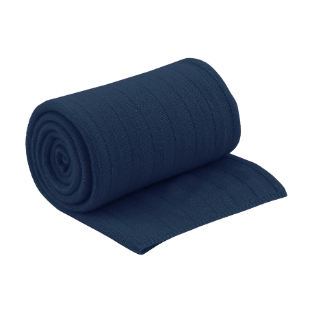 Cashmere Blue Throw
