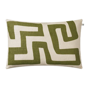 Nagra Cactus Green Cushion