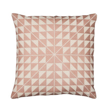 Load image into Gallery viewer, Geocentric Cushion - Dusty Pink