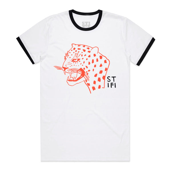 STIFI YOURS TO KEEP RINGER T-SHIRT