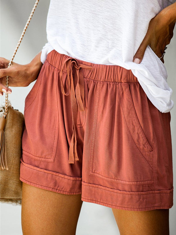 Fashion Casual Cotton Shorts