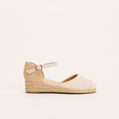 Espadrille Canvas Wedge-Norma _ 116064 | R 219.95 | Shoe City | South Africa
