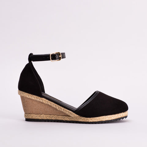 Wedge Espadrille Shoe _ 118952