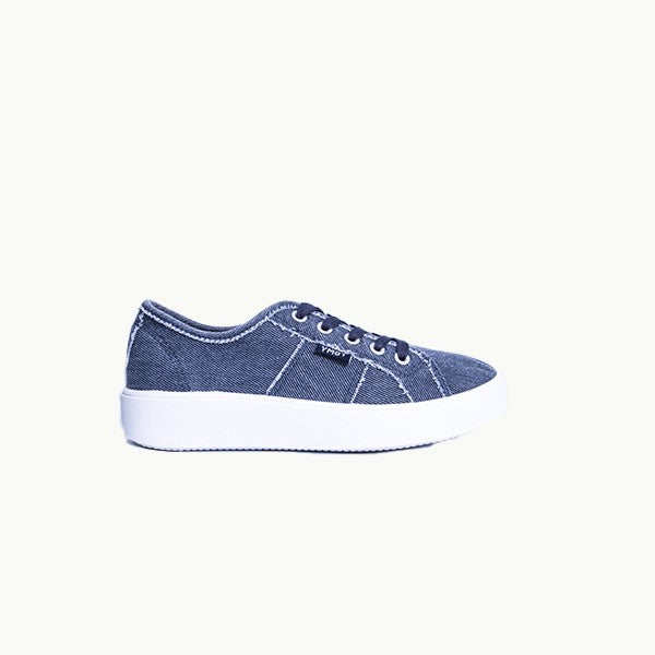 Washed Fabric Sneaker _ 121363