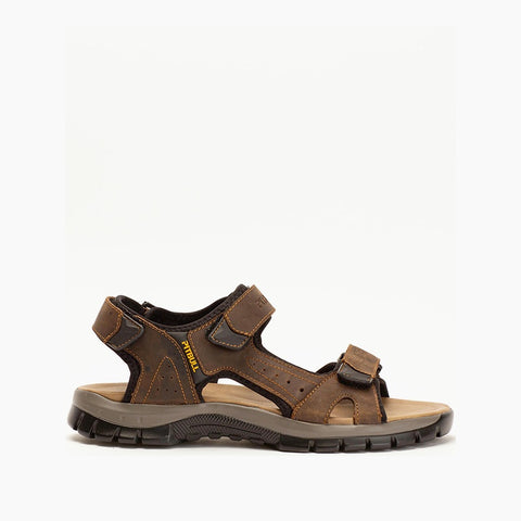 Outdoor Leather Sandal _ 98555