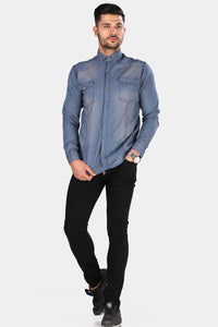 Men's Pocket Black Jeans - Trendyul