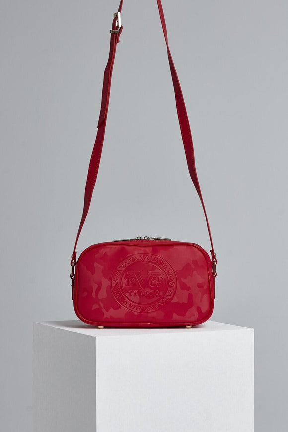 Women's Strappy Red Bag - Trendyul