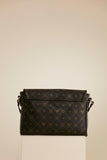 Women's Patterned Black Bag - Trendyul