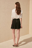 Women's Basic Black Skirt - Trendyul