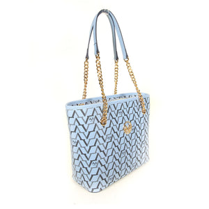 Women's Patterned Blue Bag - Trendyul
