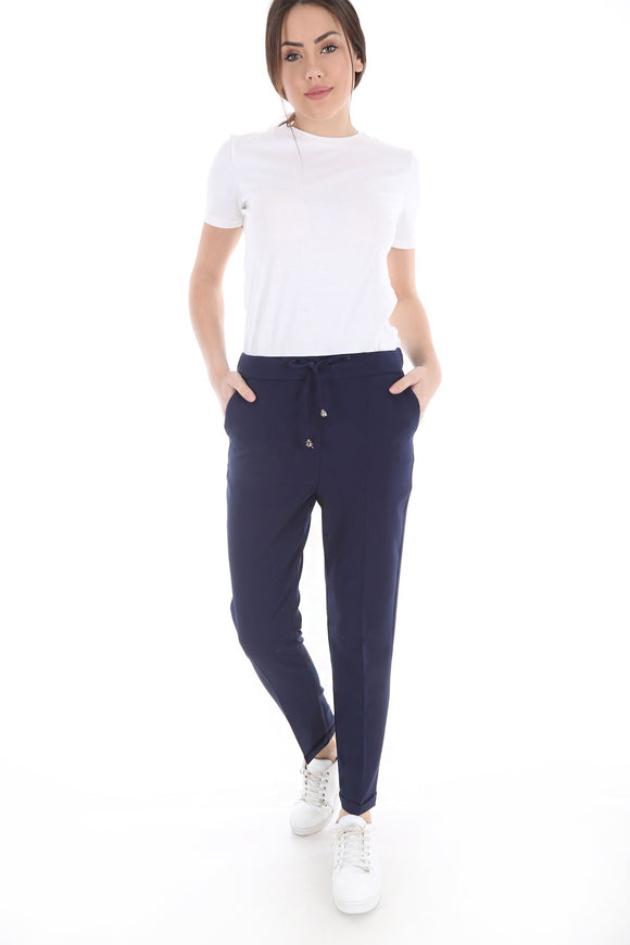 Women's Side Pocket Pants - Trendyul