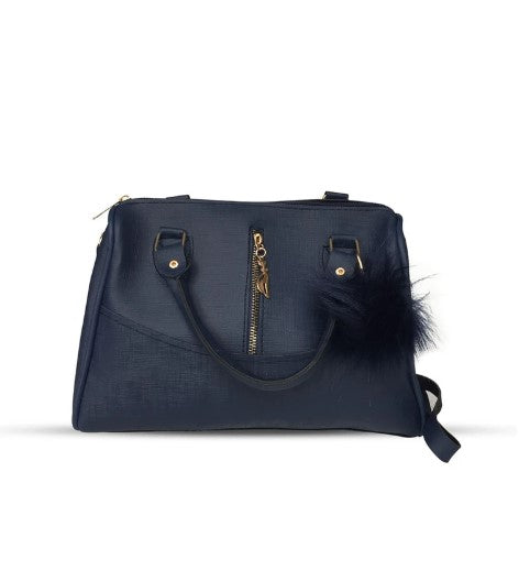 Women's Navy Blue Sleeve Bag - Trendyul