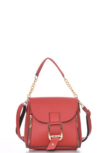 Women's Red Casual Bag - Trendyul