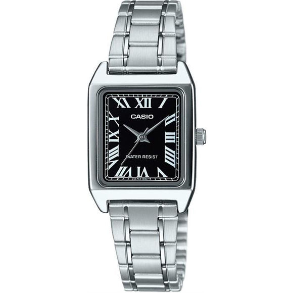 Women's Silver Metal Watch - Trendyul
