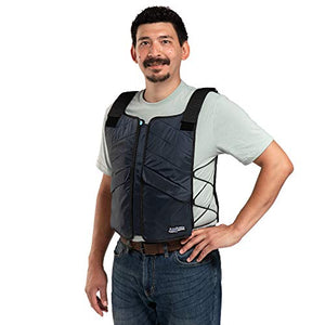 FlexiFreeze® Professional Series Ice Vest® - Blue Velcro