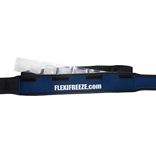 FlexiFreeze Cooling Collar, Navy Blue