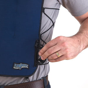 FlexiFreeze® Personal Cooling Kit - Zipper Front