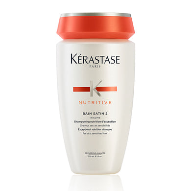 Kerastase Nutritive Bain Satin 2 250ml - 1000ml - eshopper.cl