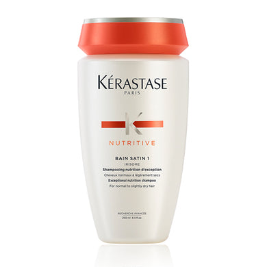 Kerastase Nutritive Bain Satin 1 250ml - 1000ml - eshopper.cl