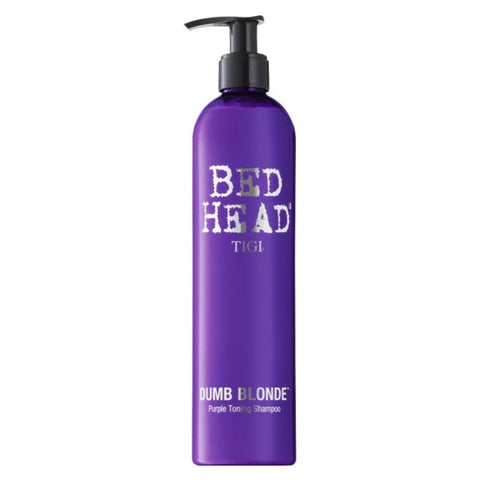 Tigi Bed Head Dumb Blonde Purple Shampoo 400ml