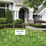 Load image into Gallery viewer, Yard Signage Custom Package