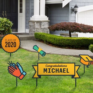 Yard Signage Starter Package