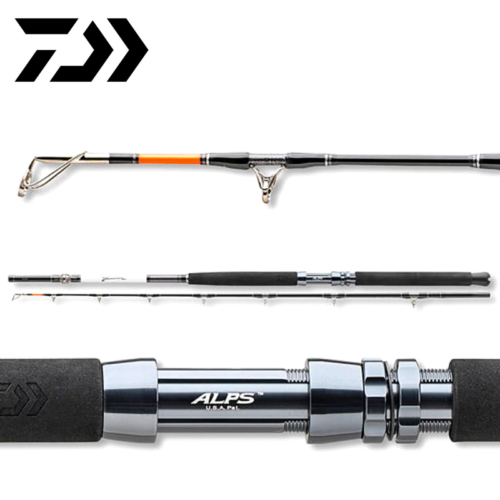 Daiwa Heawy Duty Boat Fishing Electric Reel Rod Tanacom 400-1000G - Boat-yard.com