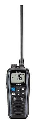 NEW ICOM M 25 IC-M25 Hand Held Marine VHF Radio UK Spec Boat Float Waterproof - Boat-yard.com
