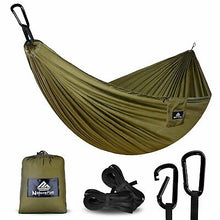 Load image into Gallery viewer, NatureFun Ultra-Light Travel Camping Hammock | 300kg Load Capacity,275x 140 cm | - Boat-yard.com
