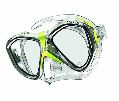 SEAC Unisex's Italia Mask for Professional and Recreational Diving and regular - Boat-yard.com