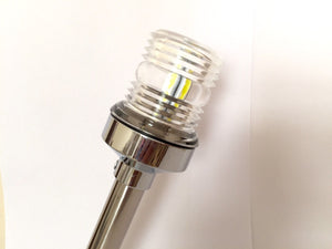LED Stainless Steel All Round Navigation Light (White)Boat Chandlery/Boat/Yacht - Boat-yard.com